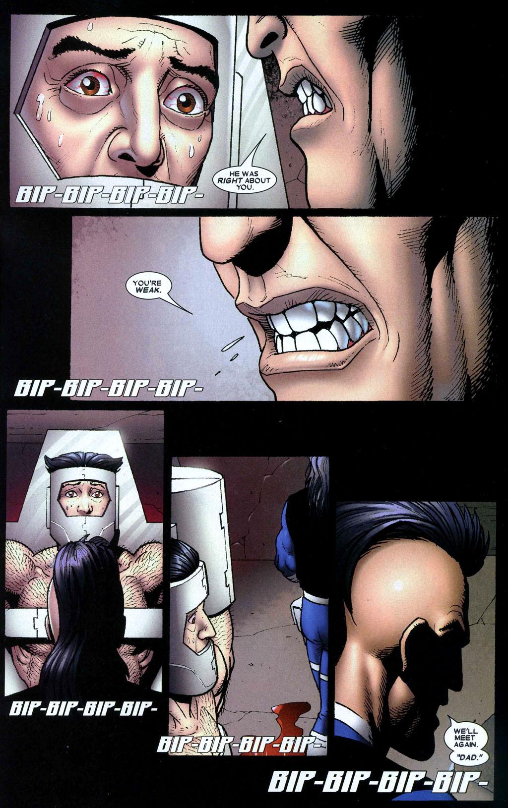 Read online Wolverine: Origins comic -  Issue #10 - 25