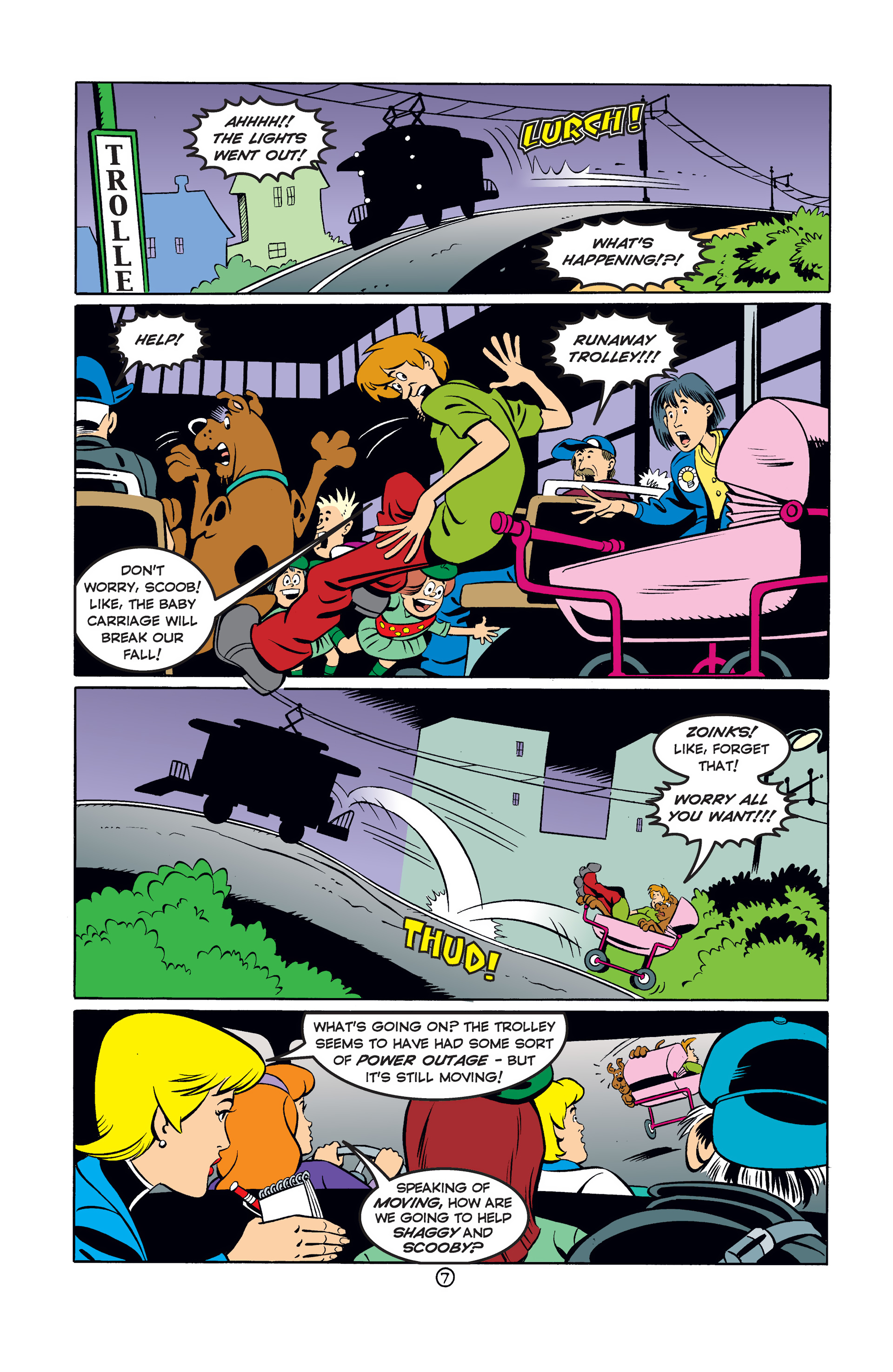 Read online Scooby-Doo (1997) comic -  Issue #41 - 8