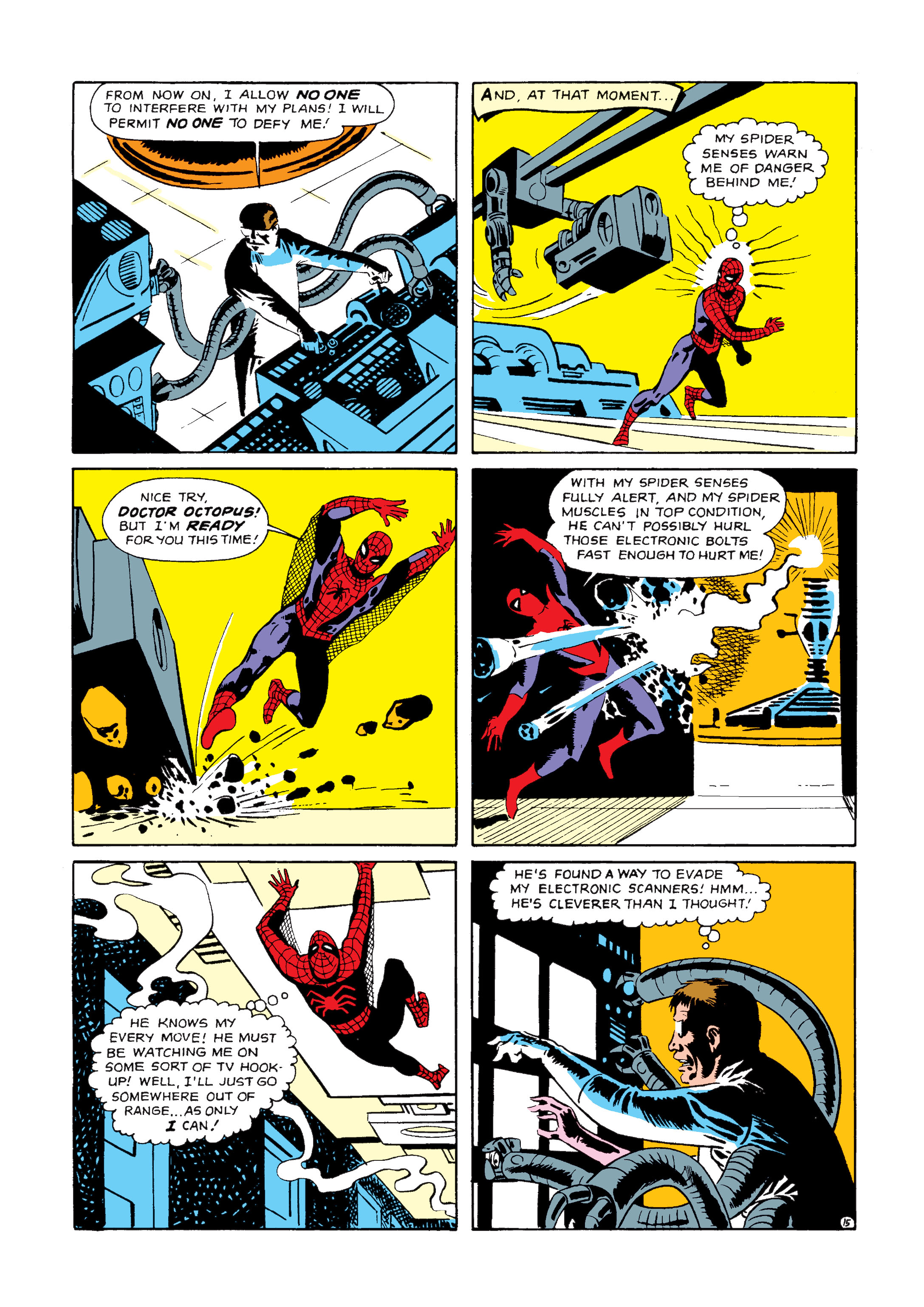 The Amazing Spider-Man (1963) 3 Page 15