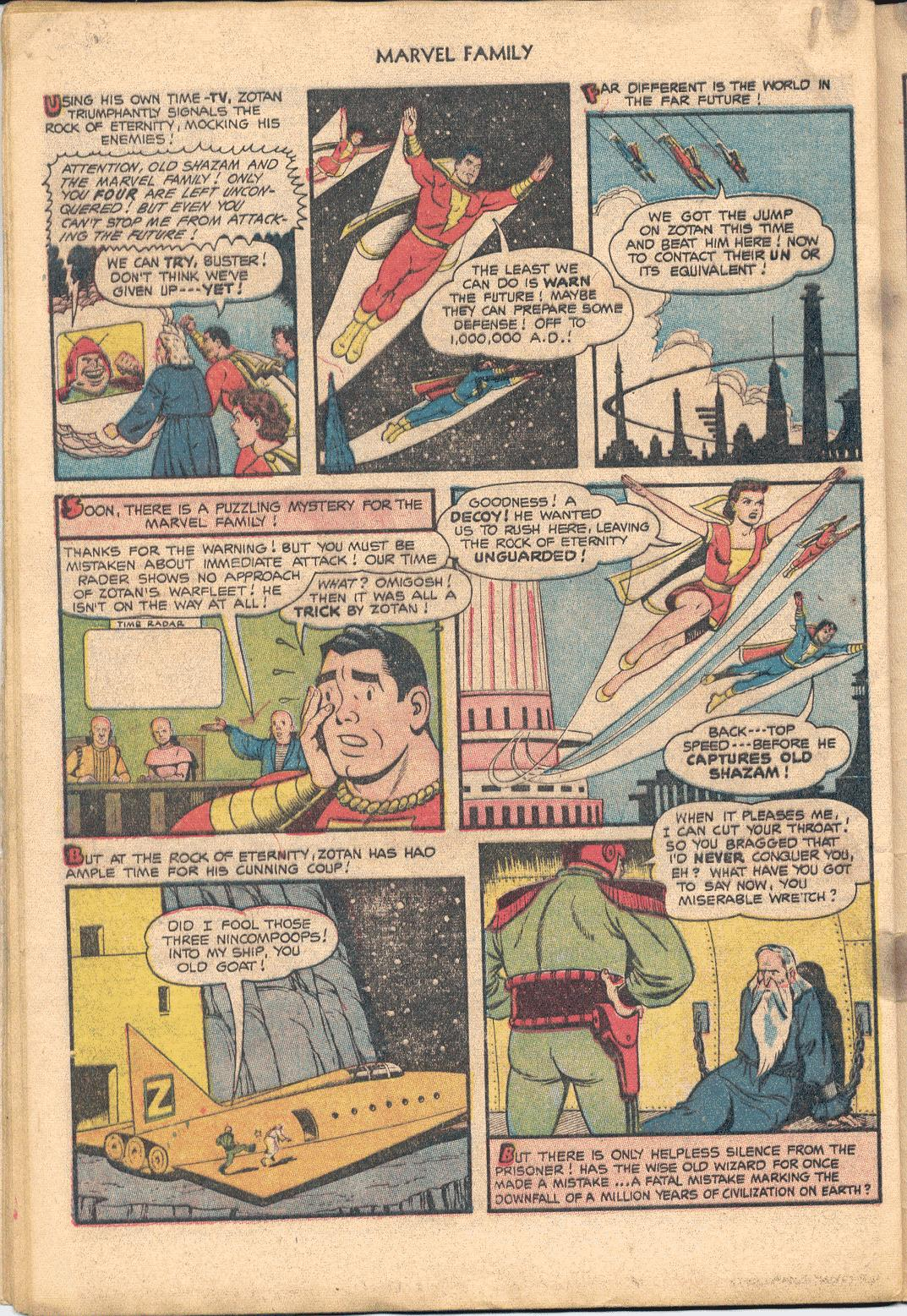 The Marvel Family issue 88 - Page 28