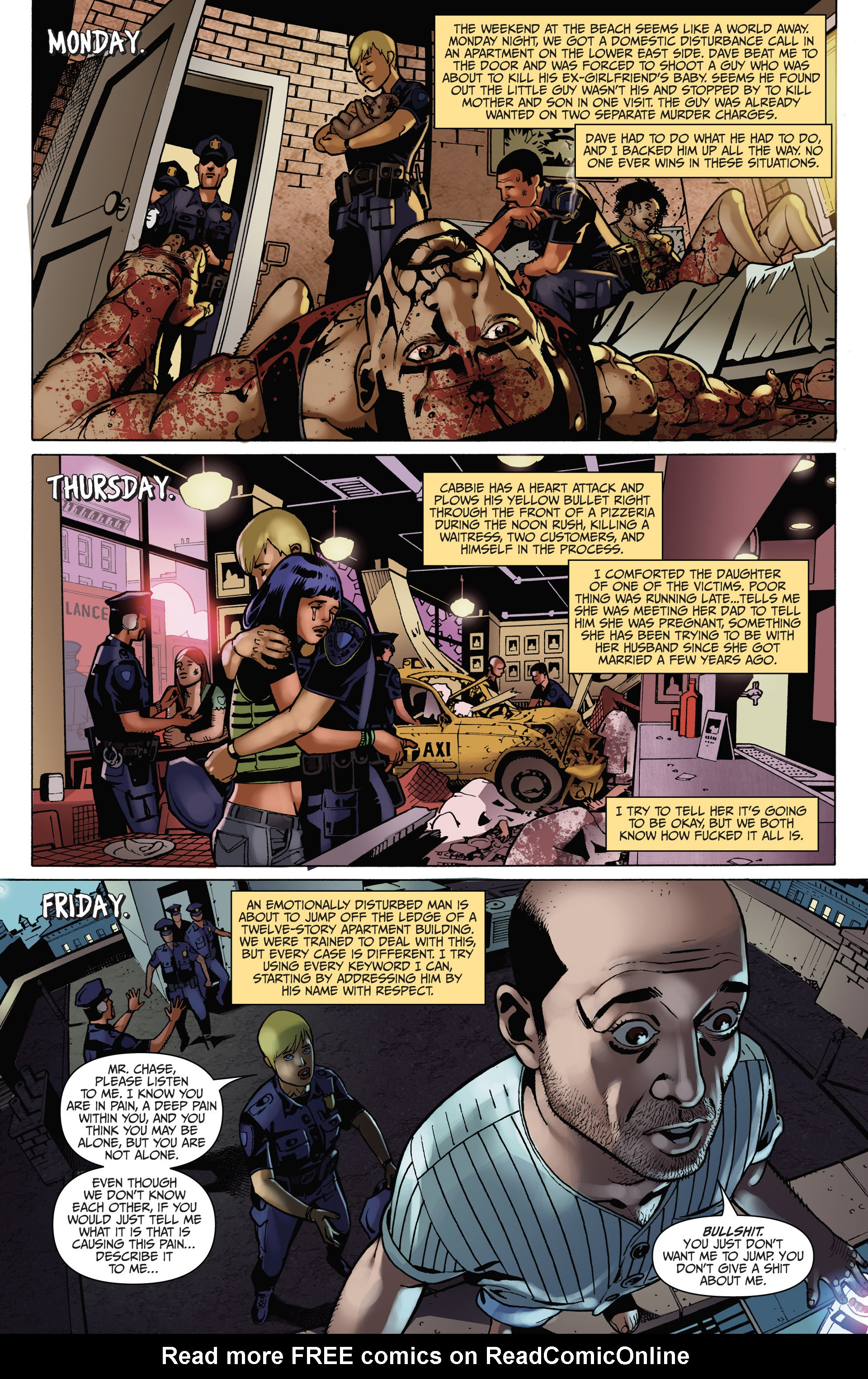 Read online Sex and Violence comic -  Issue # Full - 46