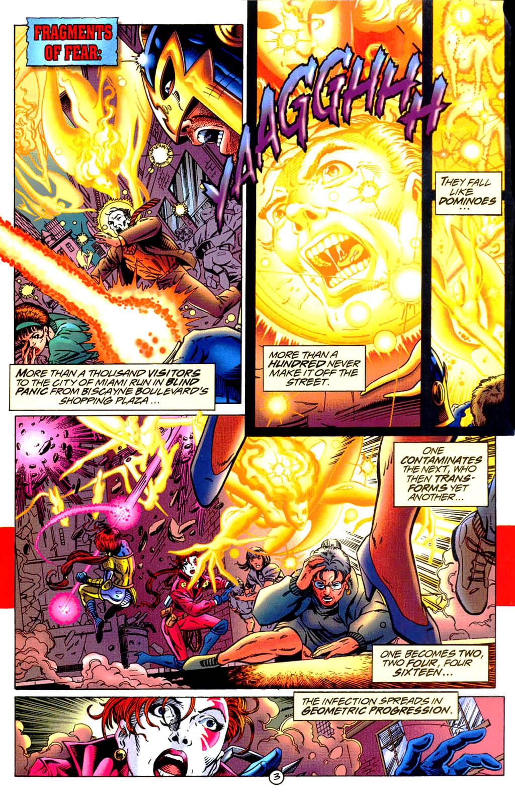 Read online UltraForce (1994) comic -  Issue #9 - 4