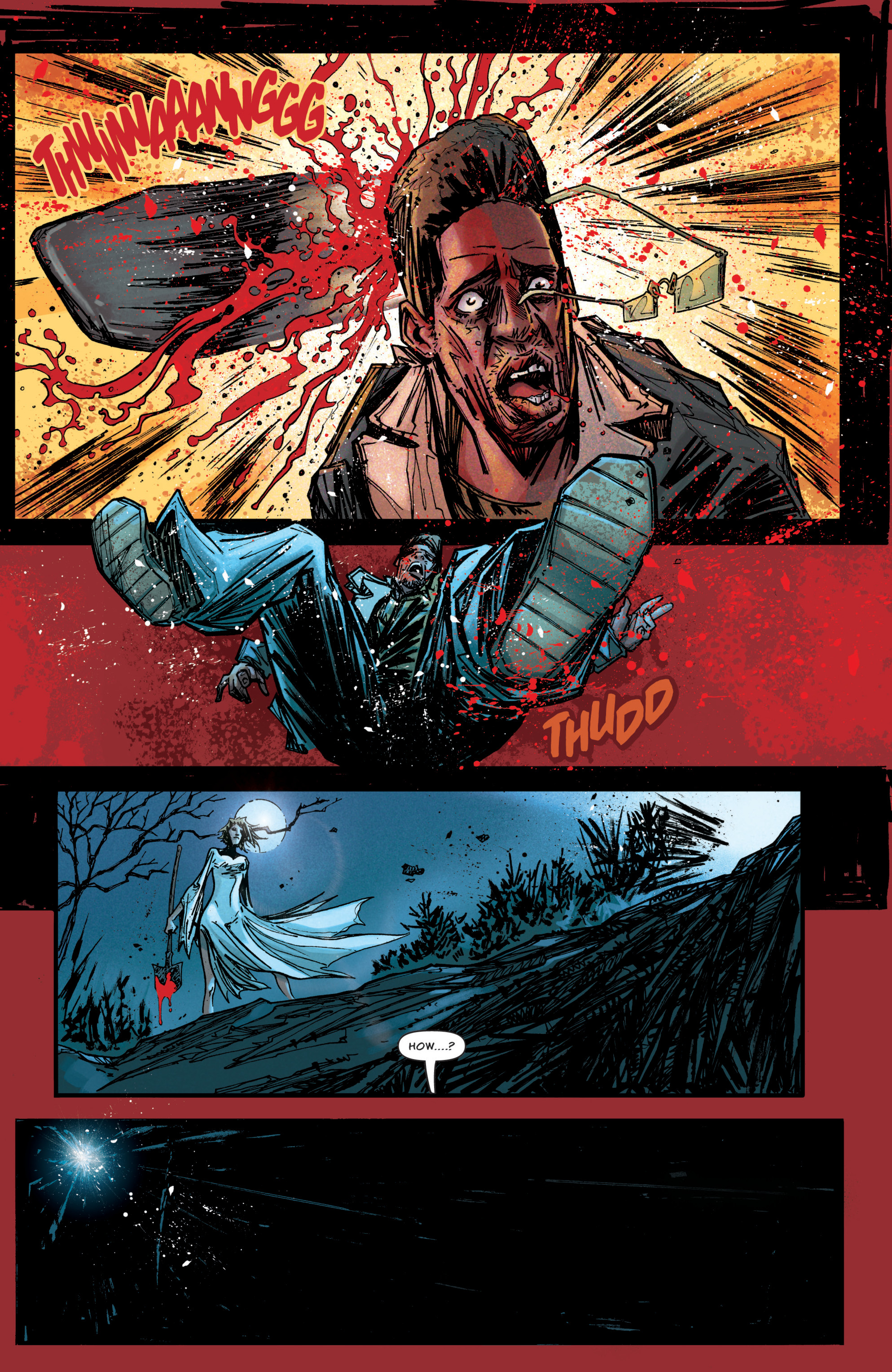 Read online Grimm Tales of Terror: Vol. 3 comic -  Issue #5 - 22