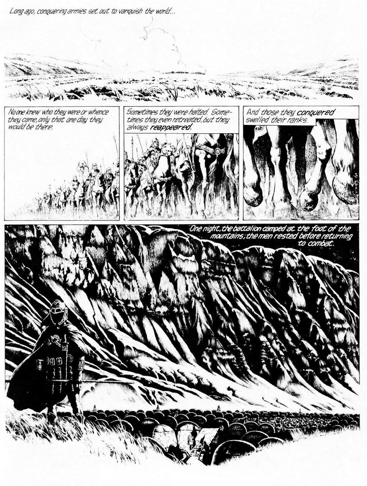 Conquering Armies issue TPB - Page 17