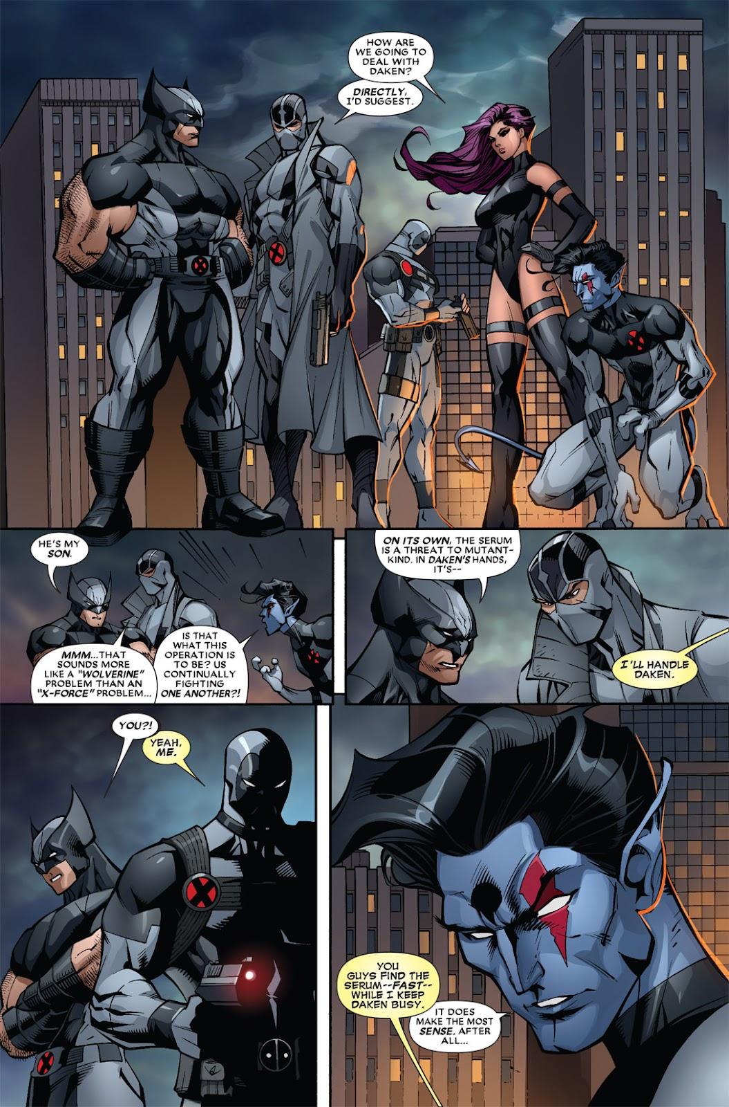Read online Deadpool (2008) comic -  Issue #51 - 20