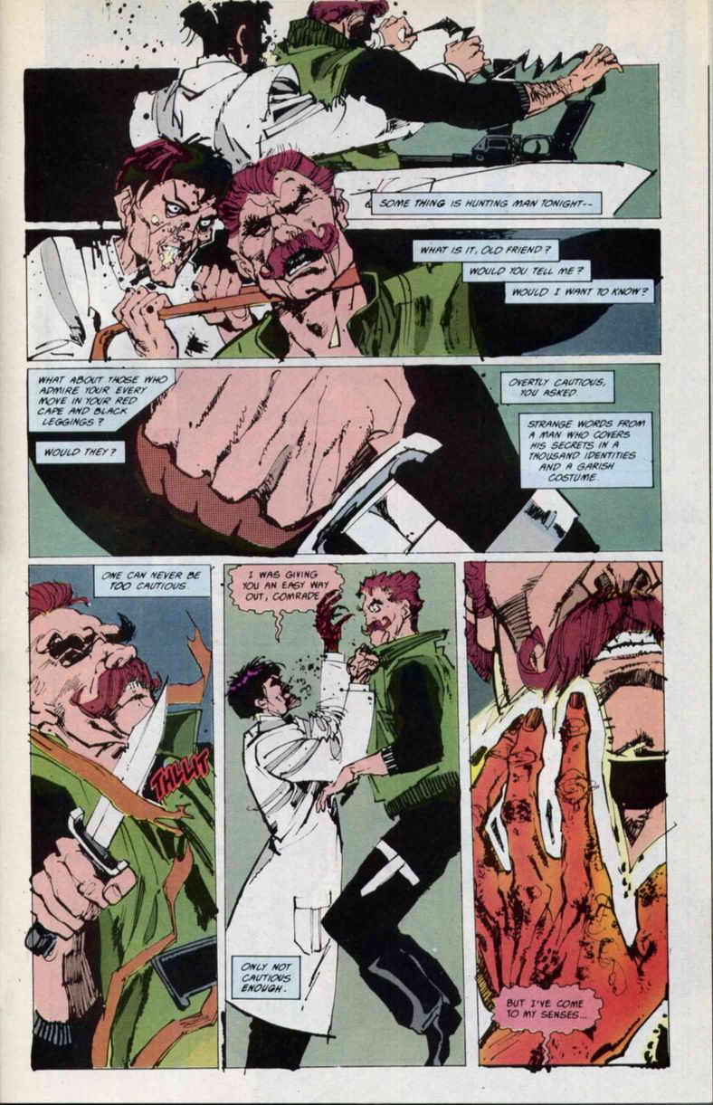 Read online Doctor Zero comic -  Issue #4 - 25