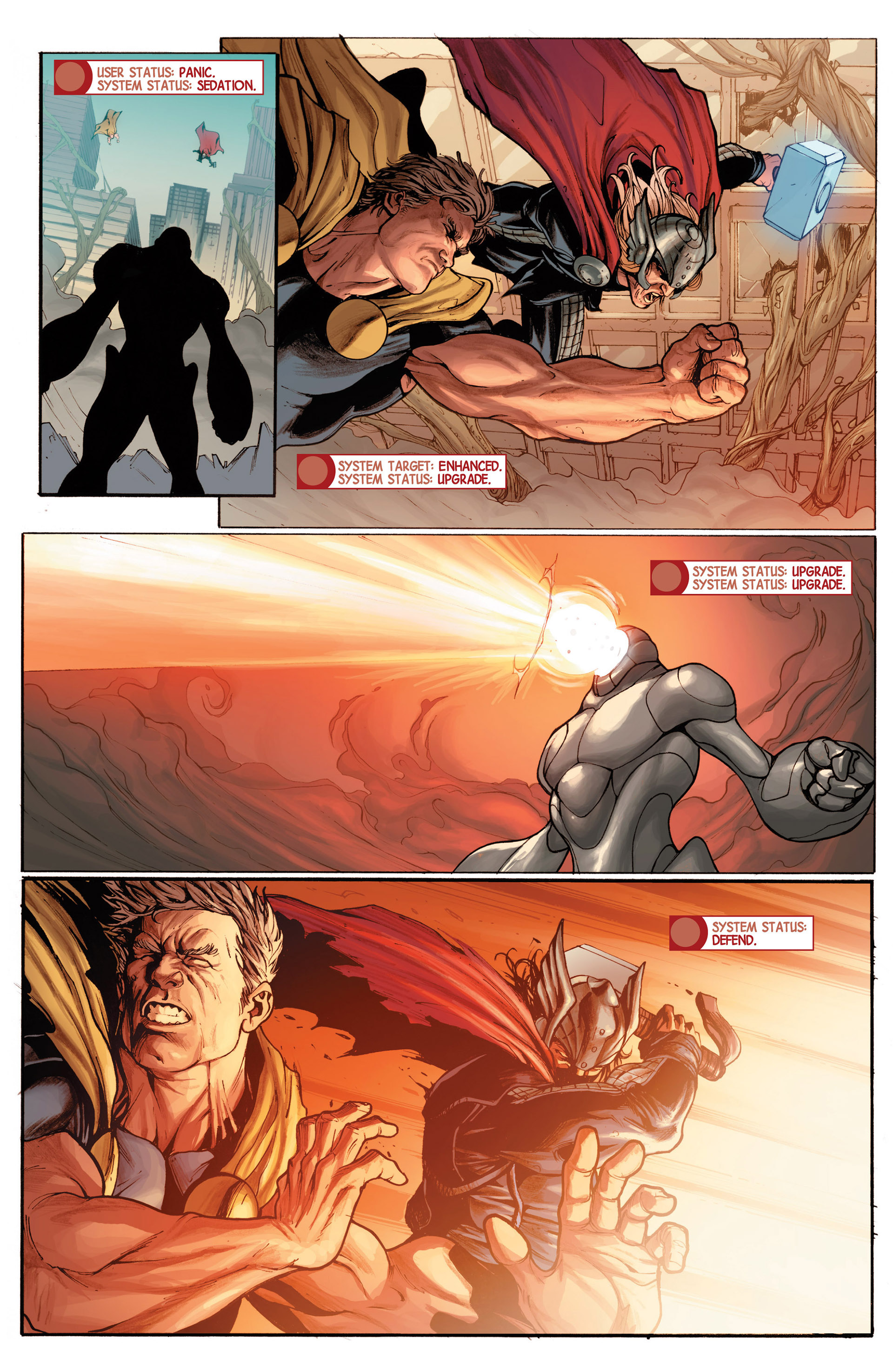 Read online Avengers (2013) comic -  Issue #16 - 20