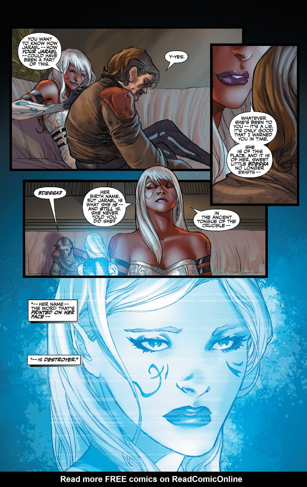 Read online Star Wars Legends: The Old Republic - Epic Collection comic -  Issue # TPB 3 (Part 2) - 88