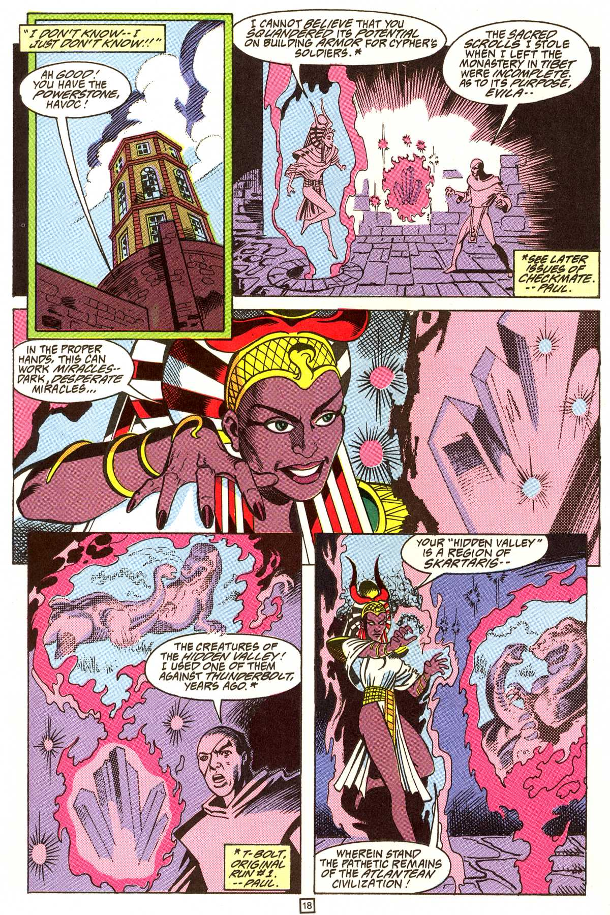 Read online Peter Cannon--Thunderbolt (1992) comic -  Issue #9 - 19