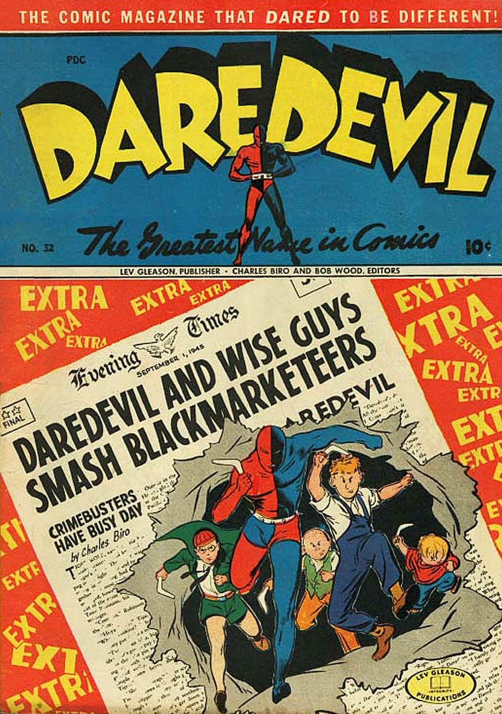 Daredevil (1941) 32 Page 1