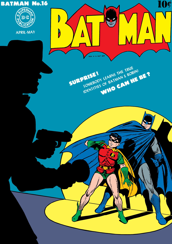 Batman (1940) 16 Page 1