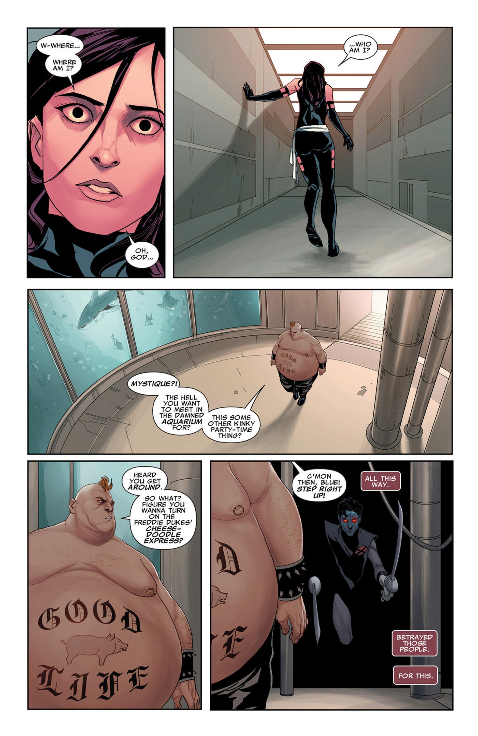 Uncanny X-Force (2010) #33 #35 - English 18