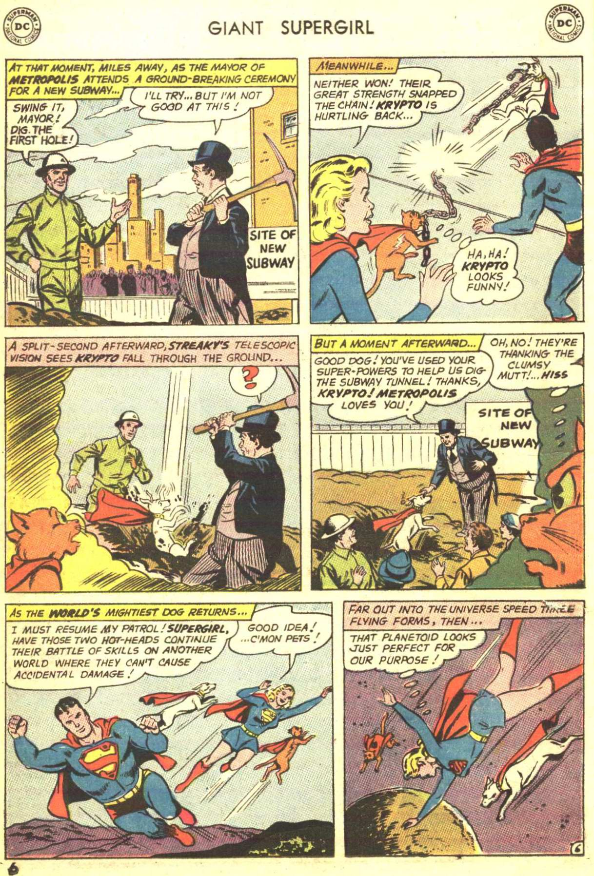 Read online Action Comics (1938) comic -  Issue #373 - 7