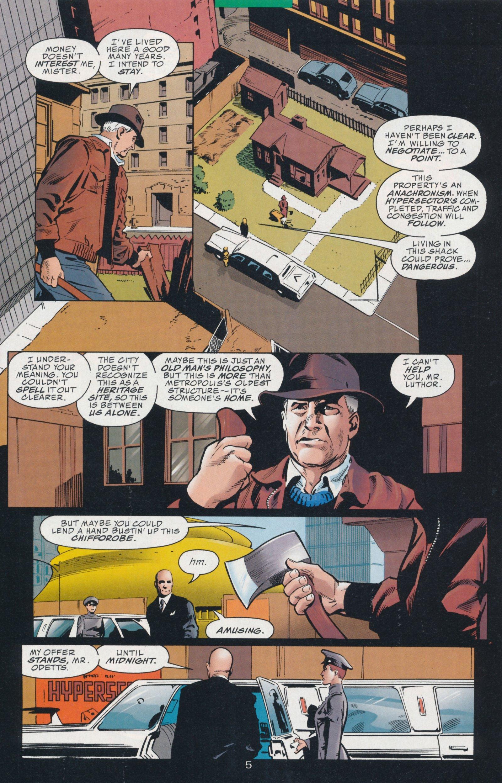 Action Comics (1938) 748 Page 9