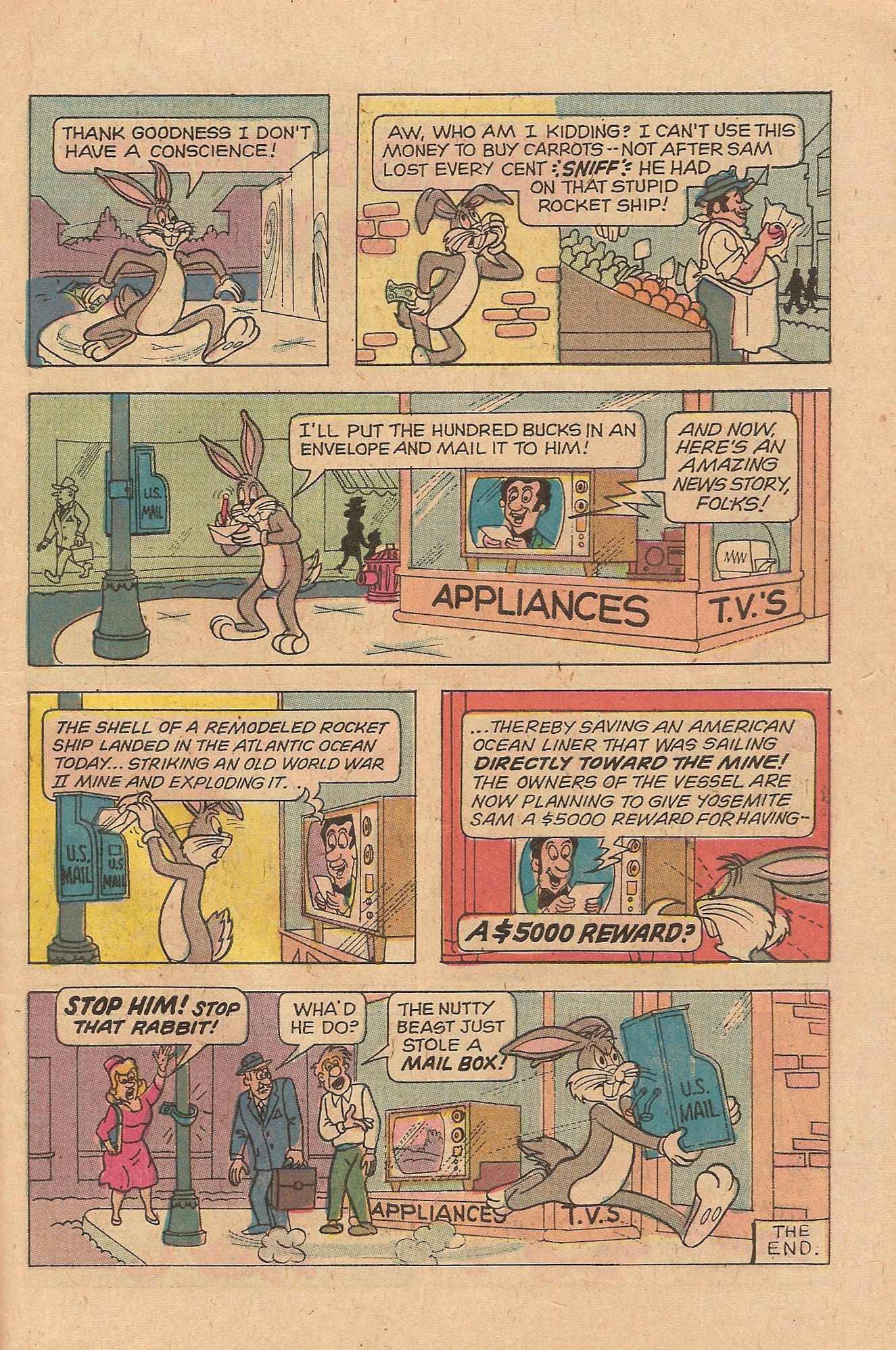 Yosemite Sam and Bugs Bunny issue 21 - Page 27