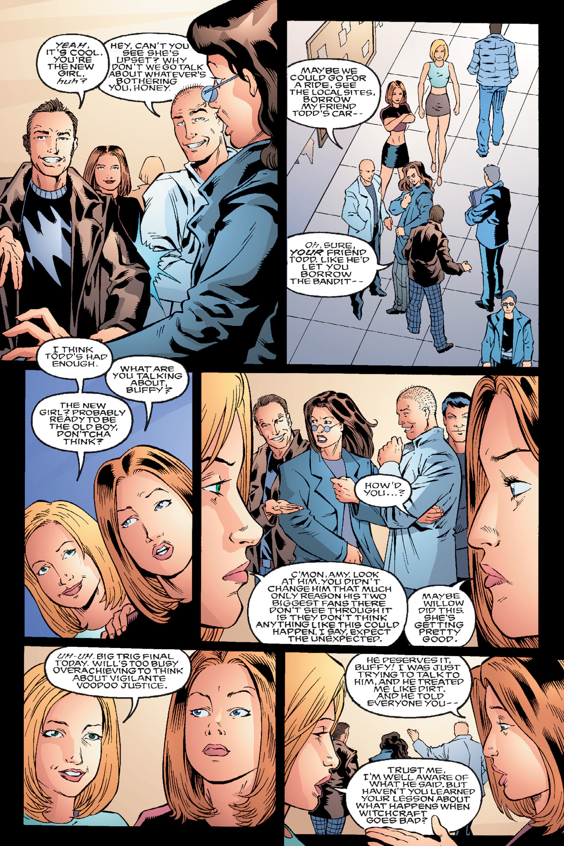 Read online Buffy the Vampire Slayer: Omnibus comic -  Issue # TPB 4 - 72