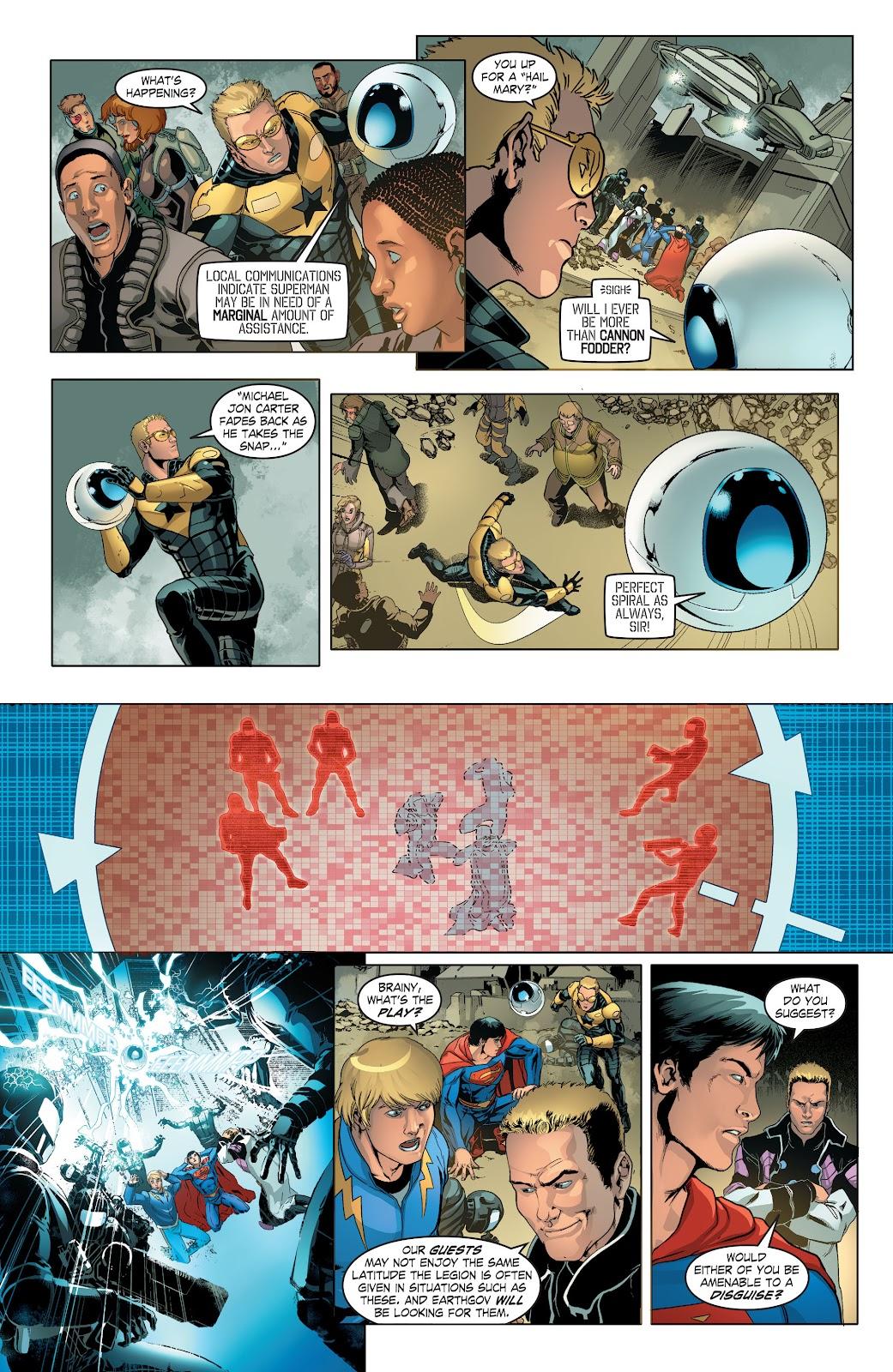 Read online Smallville Season 11 [II] comic -  Issue # TPB 4 - 27
