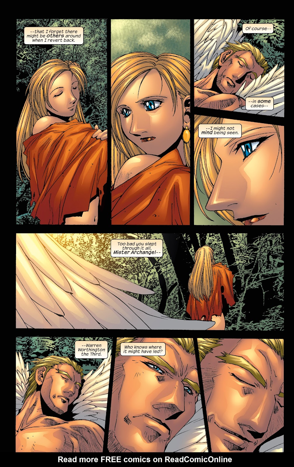 Read online X-Men: Unstoppable comic -  Issue # TPB (Part 3) - 49