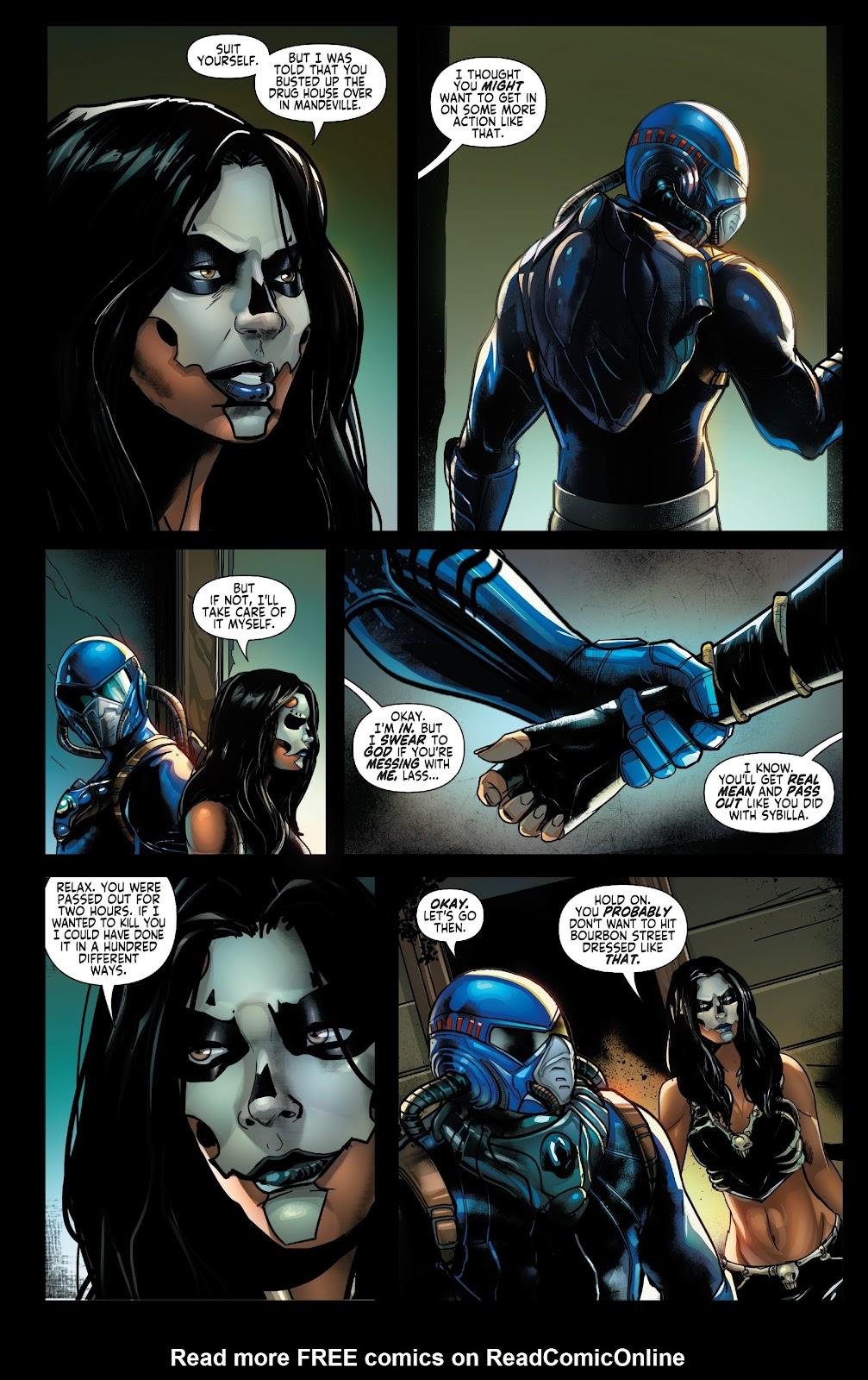 Read online Zodiac comic -  Issue #1 - 21