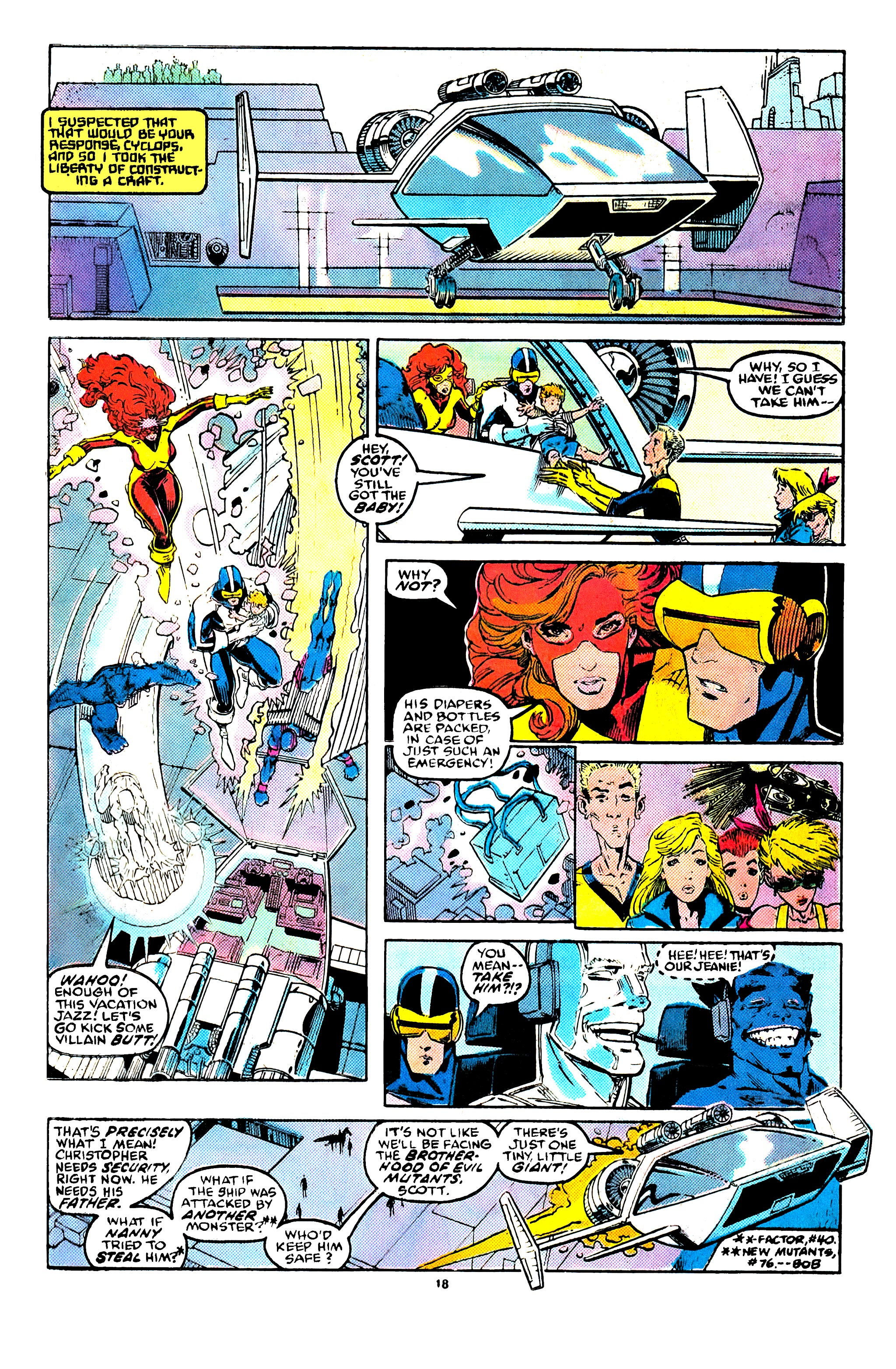 Read online X-Factor (1986) comic -  Issue #41 - 15