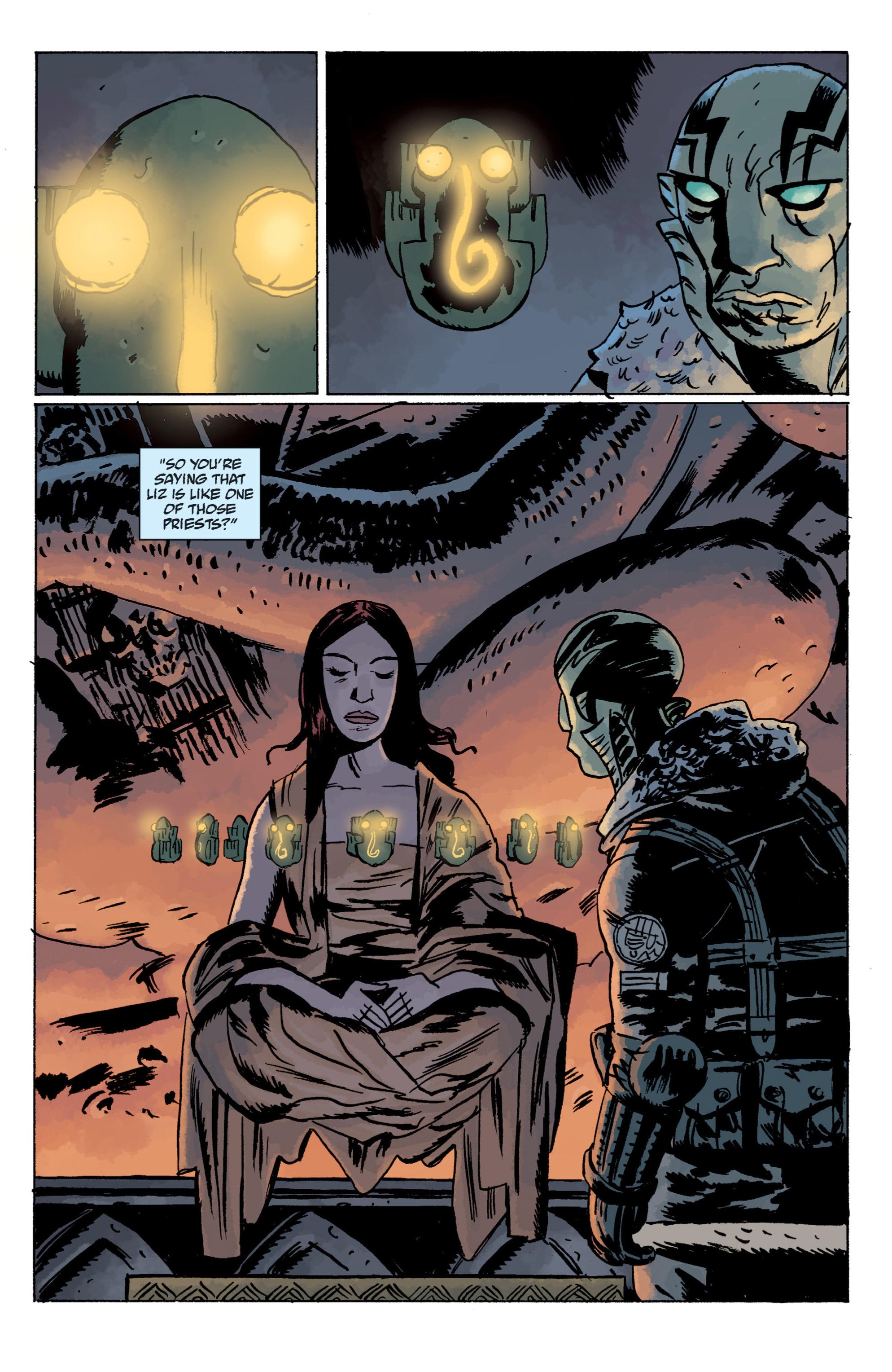 Read online B.P.R.D. (2003) comic -  Issue # TPB 11 - 97