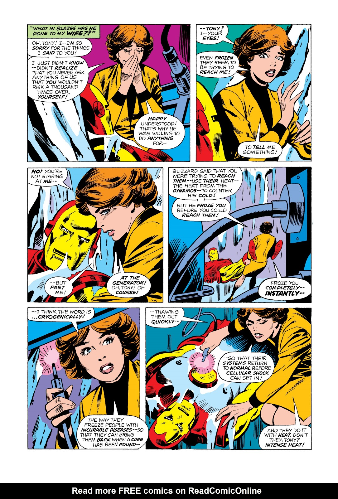 Read online Marvel Masterworks: The Invincible Iron Man comic -  Issue # TPB 11 (Part 2) - 11