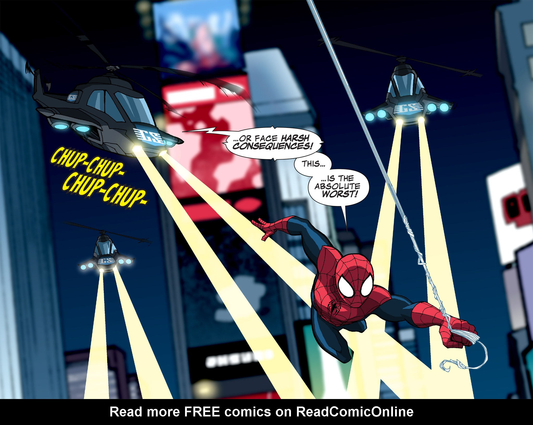Read online Ultimate Spider-Man (Infinite Comics) (2015) comic -  Issue #17 - 3