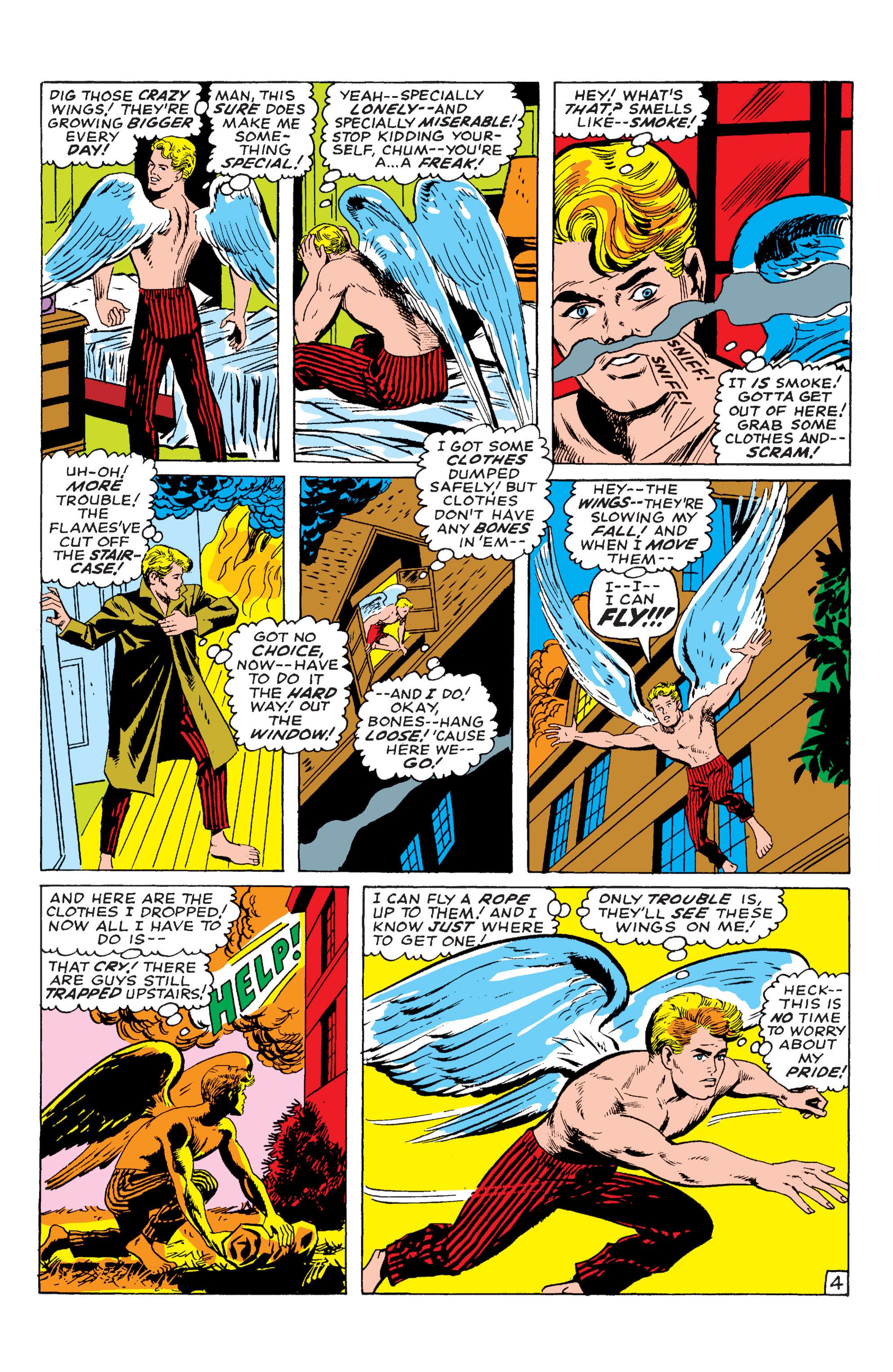 Read online Uncanny X-Men (1963) comic -  Issue #54 - 20