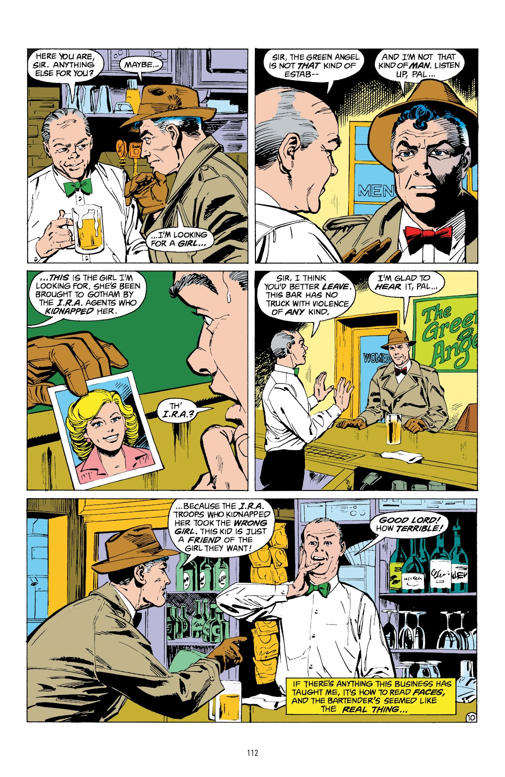 Read online Detective Comics (1937) comic -  Issue # _TPB Batman - The Dark Knight Detective 1 (Part 2) - 12