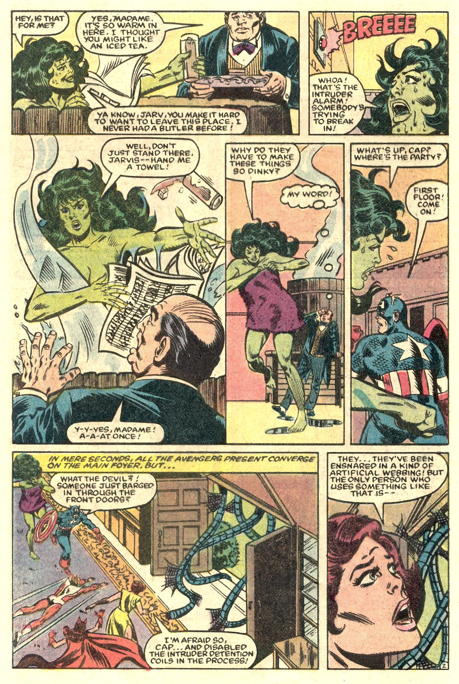 The Avengers (1963) 236 Page 2