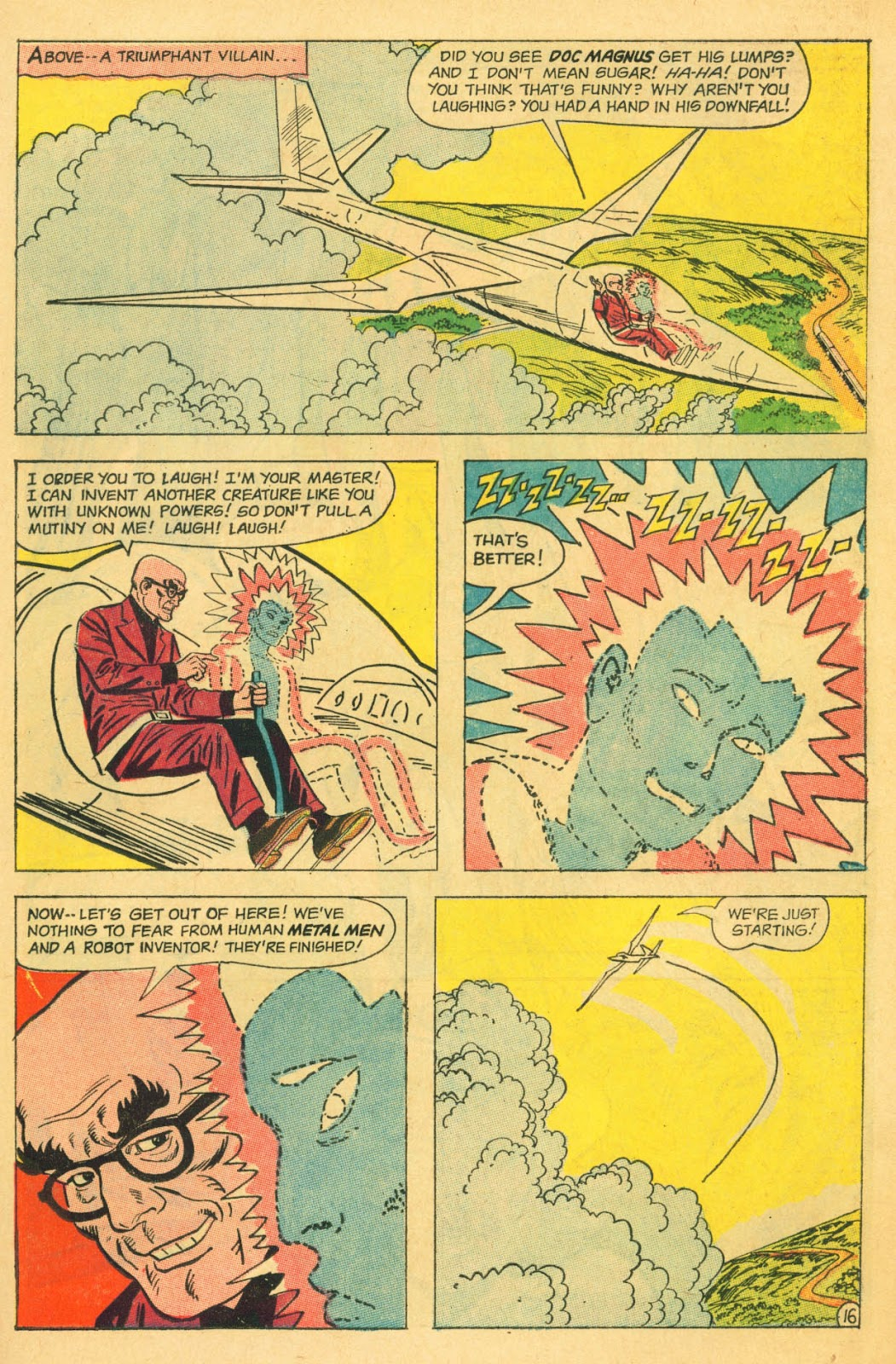 Metal Men (1963) issue 22 - Page 23