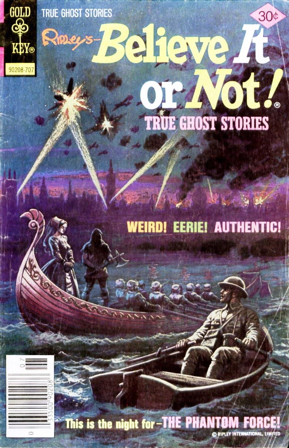 Ripleys Believe it or Not! (1965) 71 Page 1