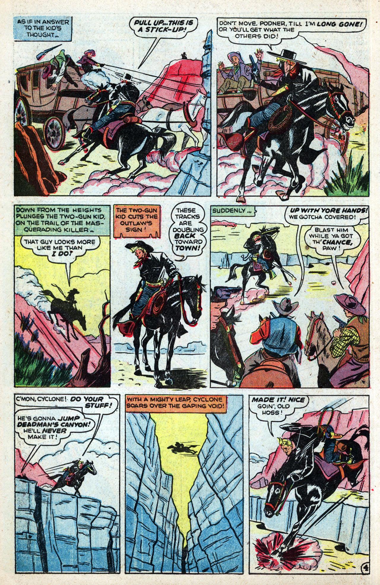 Read online Two-Gun Kid comic -  Issue #4 - 6