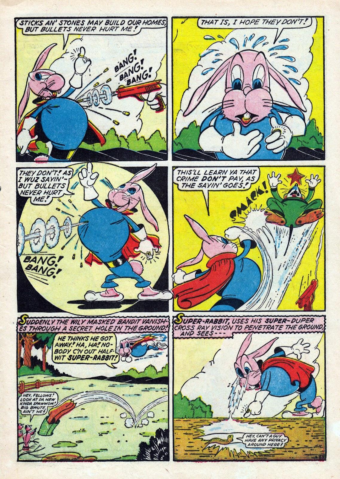 Read online Comedy Comics (1942) comic -  Issue #14 - 9