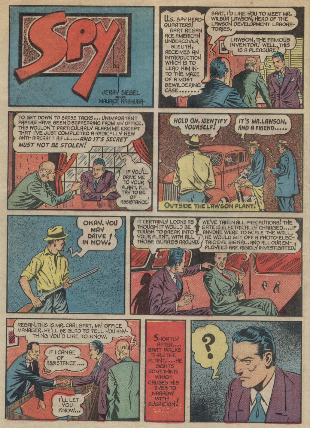 Read online Detective Comics (1937) comic -  Issue #39 - 17