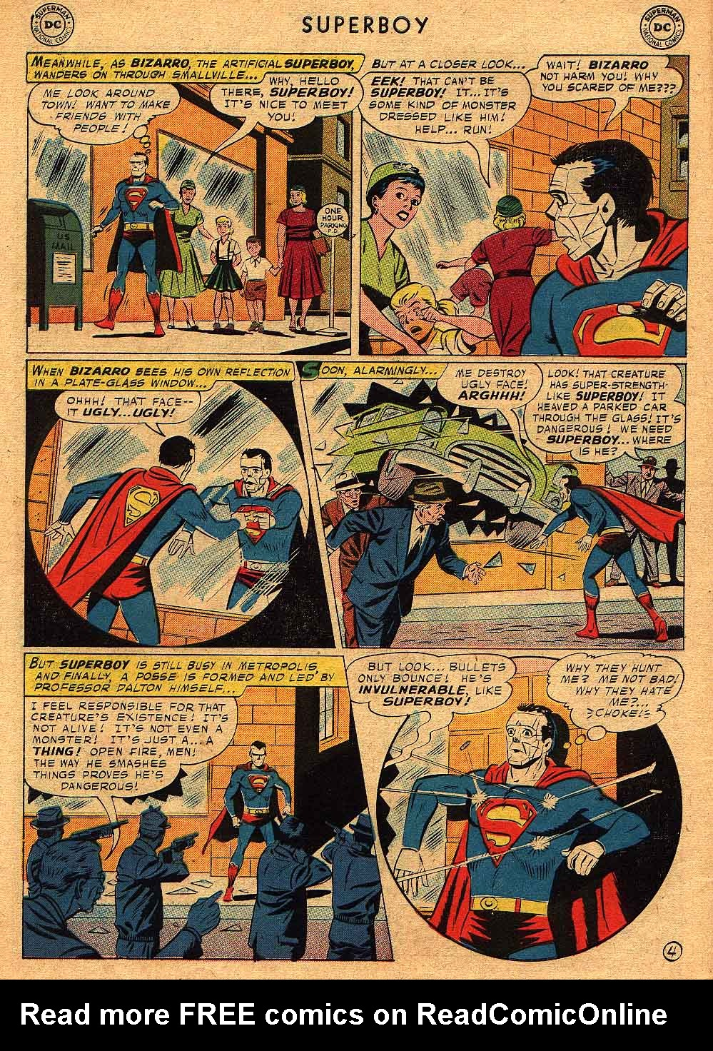 Superboy (1949) issue 68 - Page 5