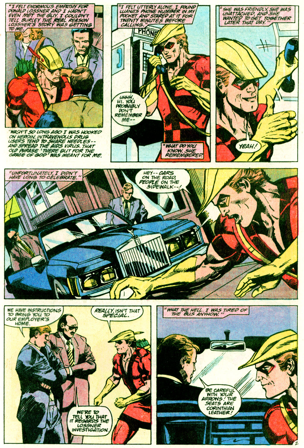 Read online Action Comics (1938) comic -  Issue #638 - 3