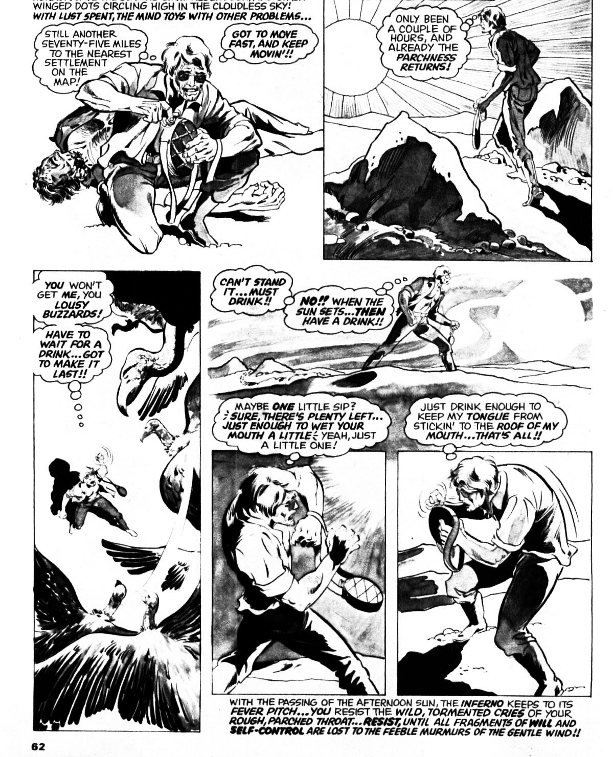 Nightmare (1970) issue 21 - Page 61