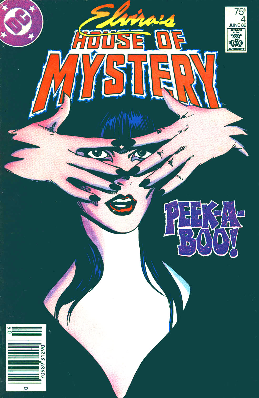 Elvira's House of Mystery Issue #4 #5 - English 1