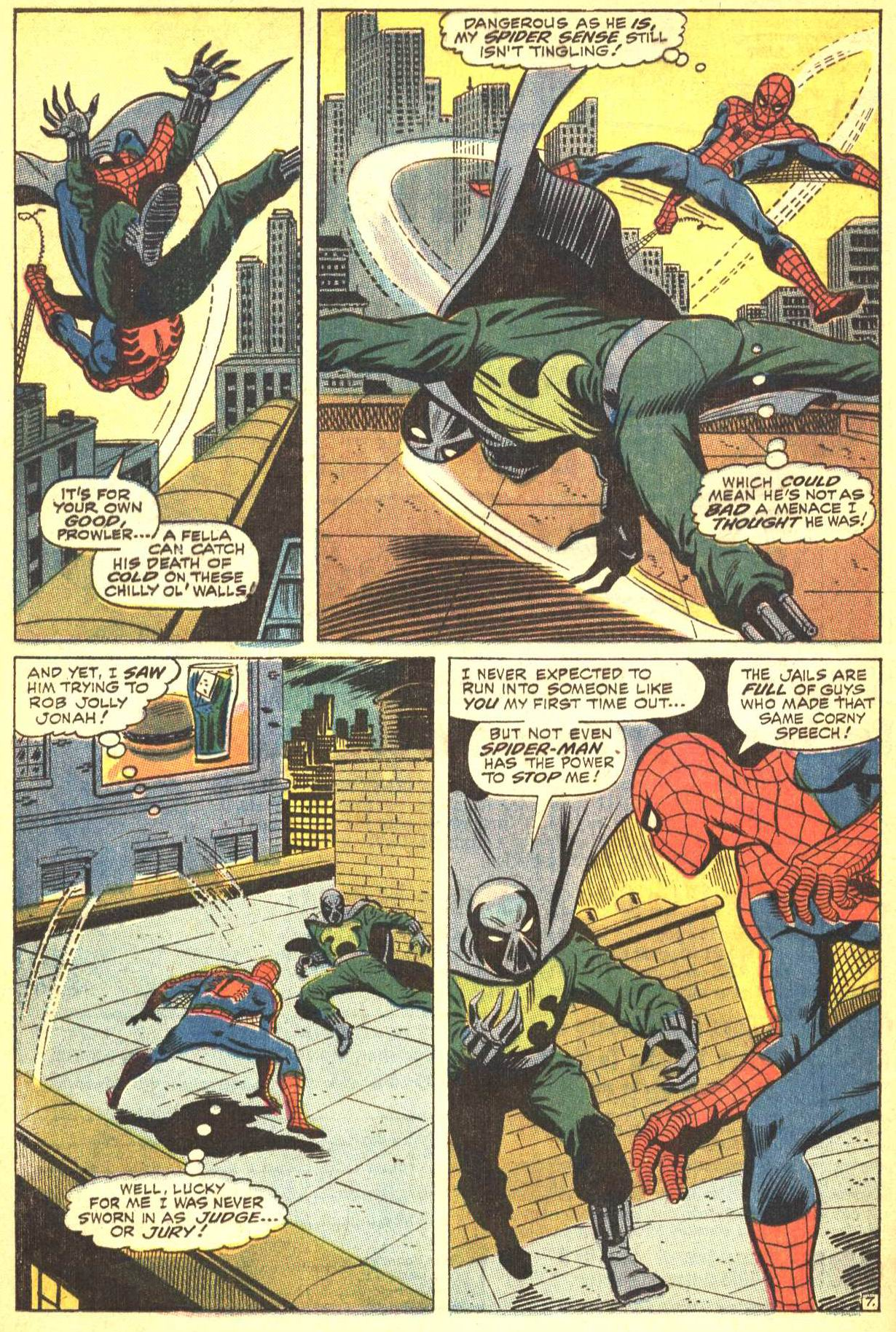 The Amazing Spider-Man (1963) 79 Page 7
