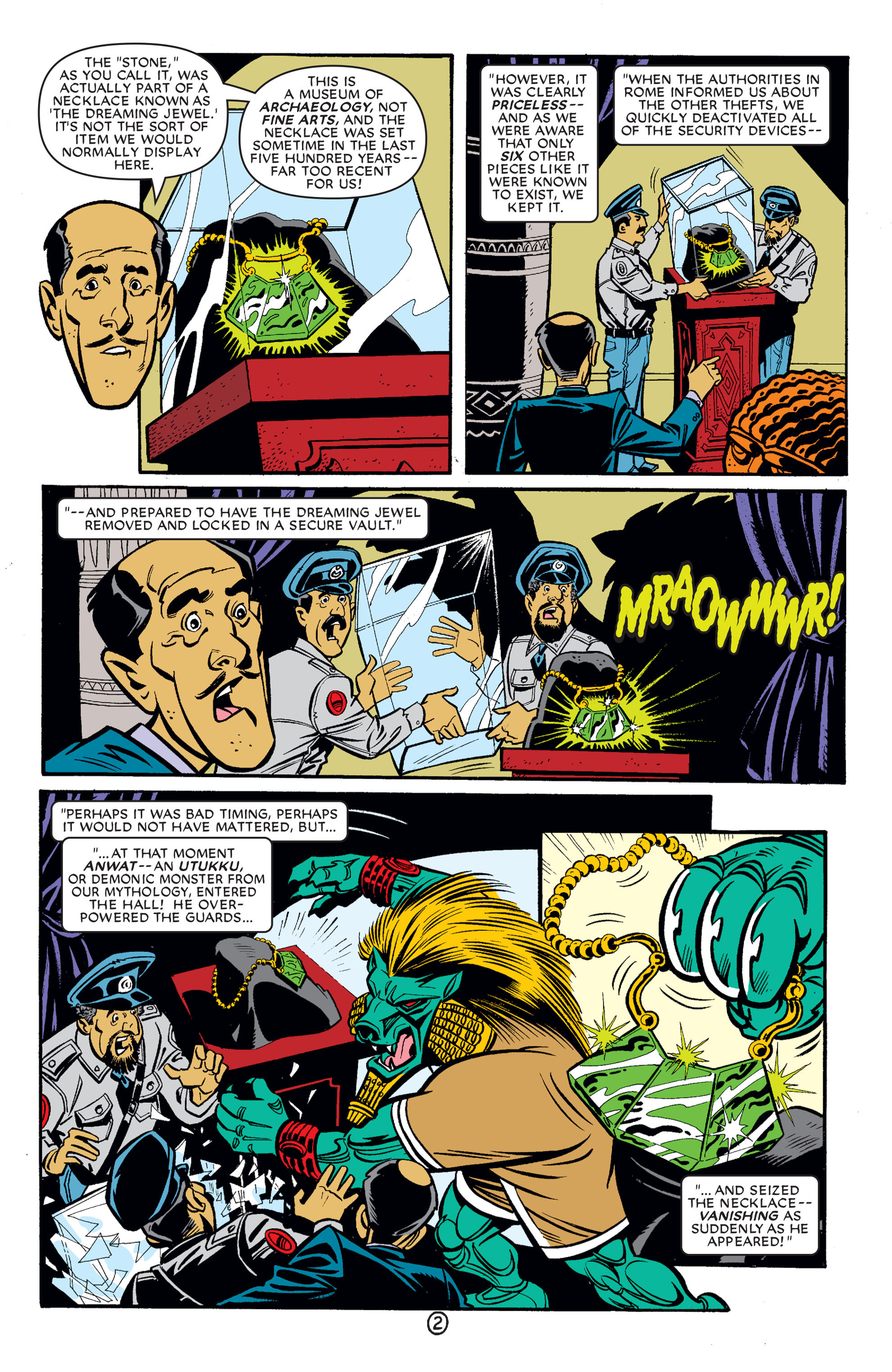 Read online Scooby-Doo (1997) comic -  Issue #62 - 13