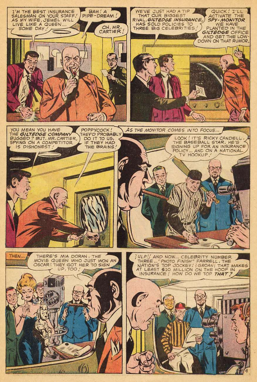 Read online Action Comics (1938) comic -  Issue #346 - 6