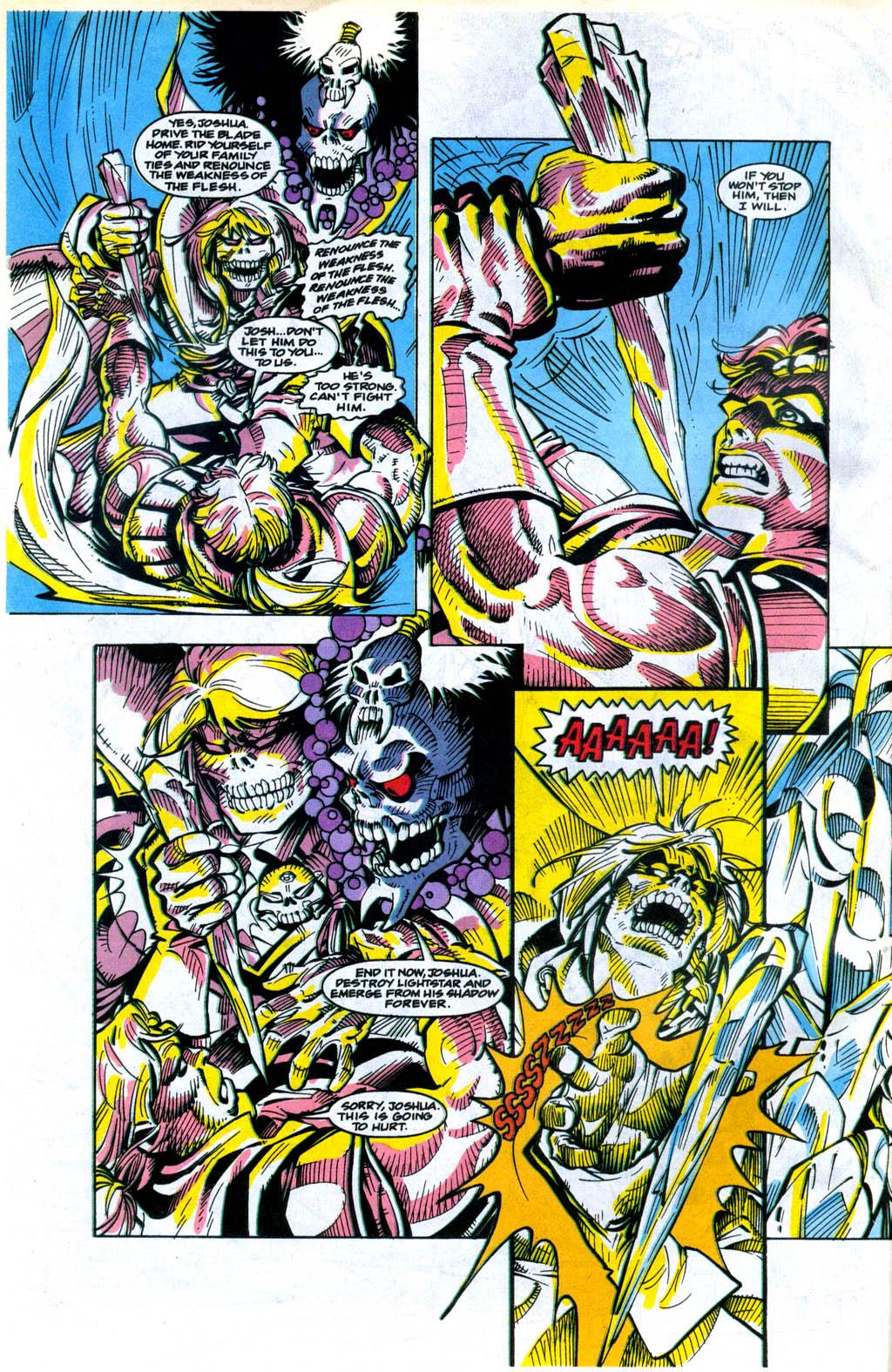 Skeleton Warriors Issue #4 #4 - English 3