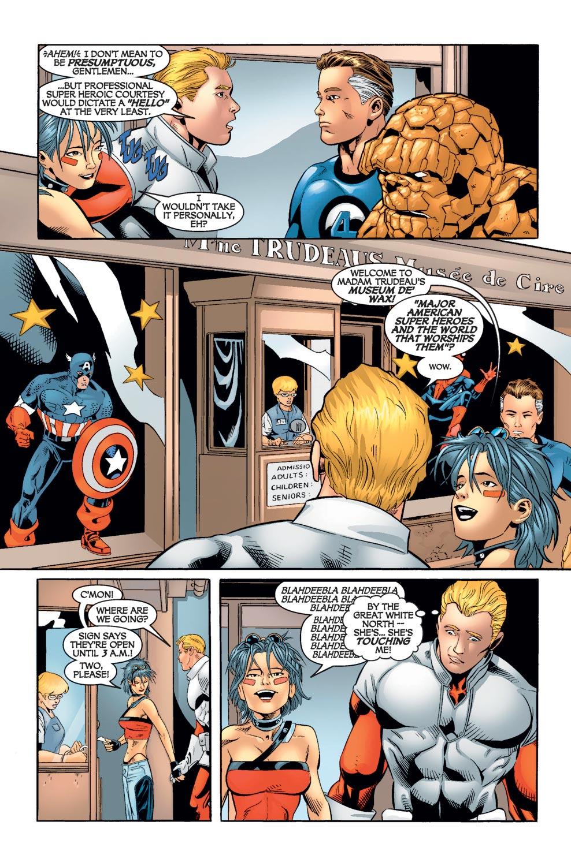 Read online Alpha Flight (2004) comic -  Issue #7 - 15
