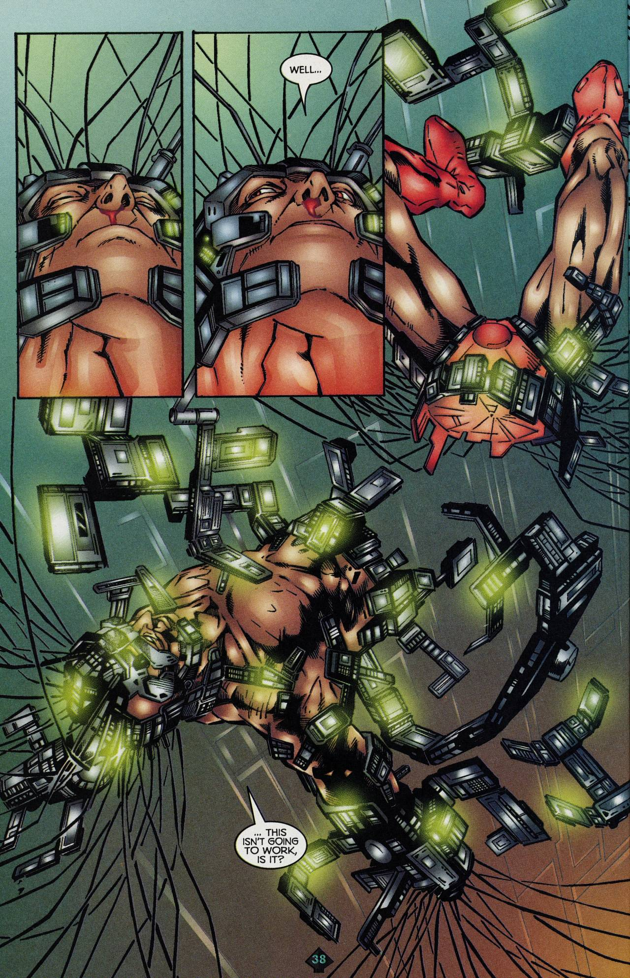 Read online Turok: Tales of the Lost Land comic -  Issue # Full - 35