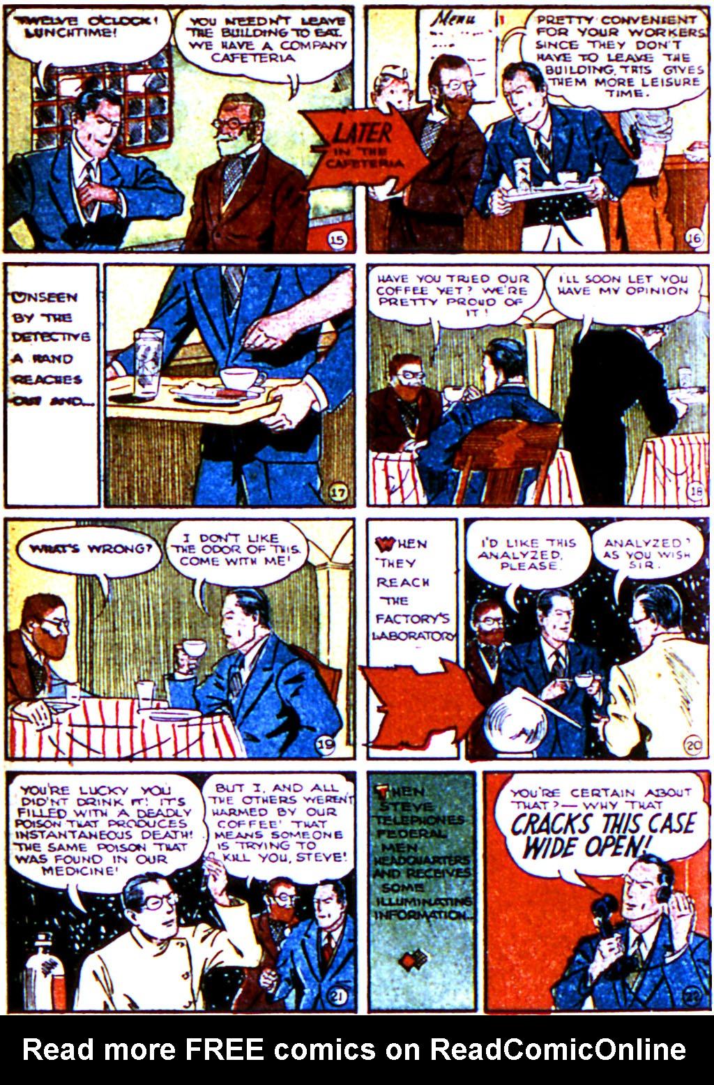 Read online Adventure Comics (1938) comic -  Issue #43 - 18