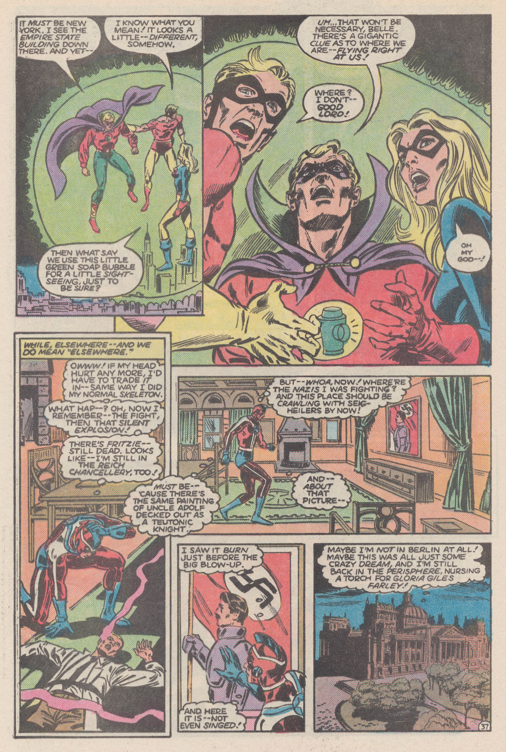 Read online All-Star Squadron comic -  Issue #50 - 43