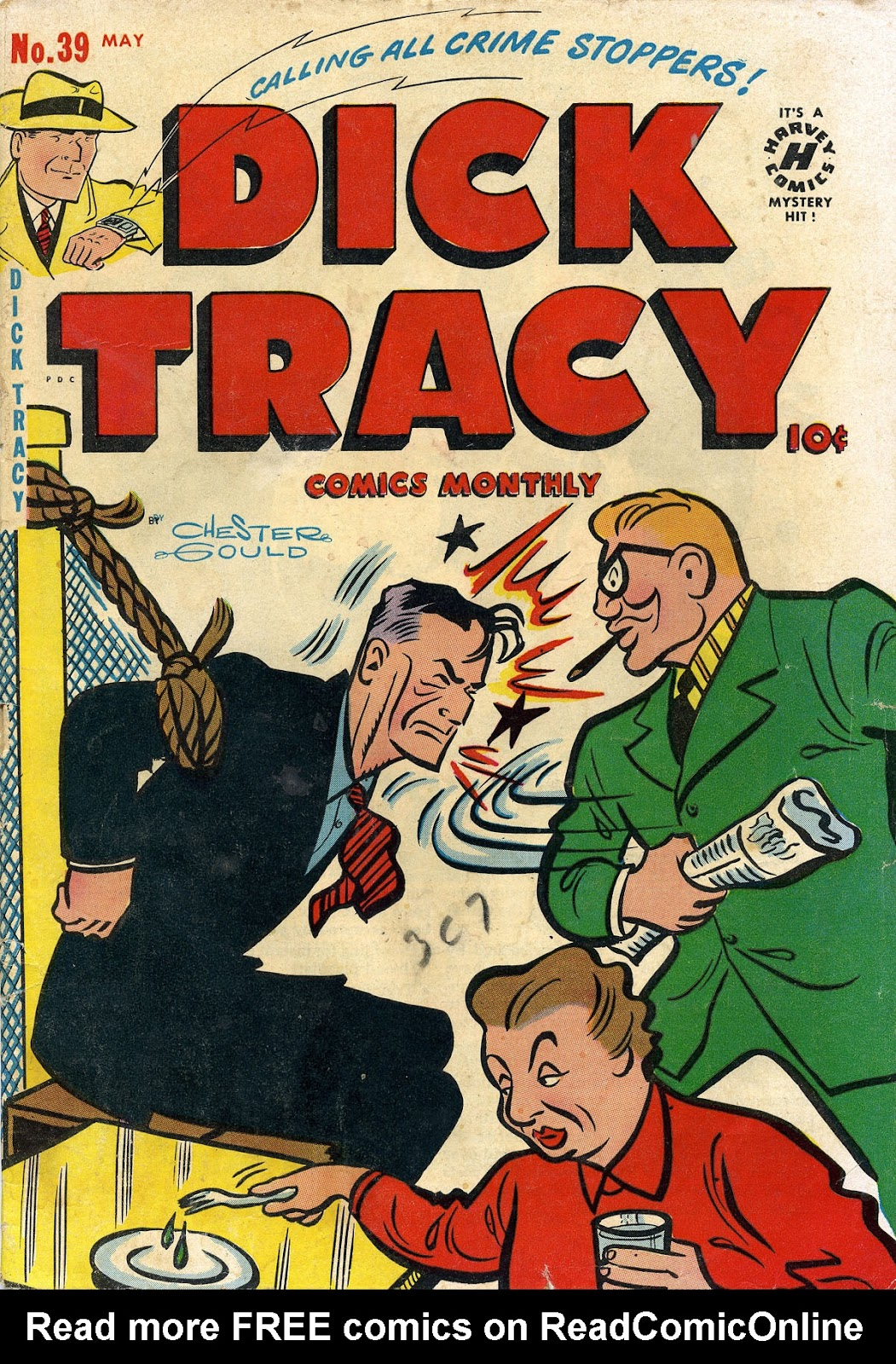 Dick Tracy (1950) 39 Page 1