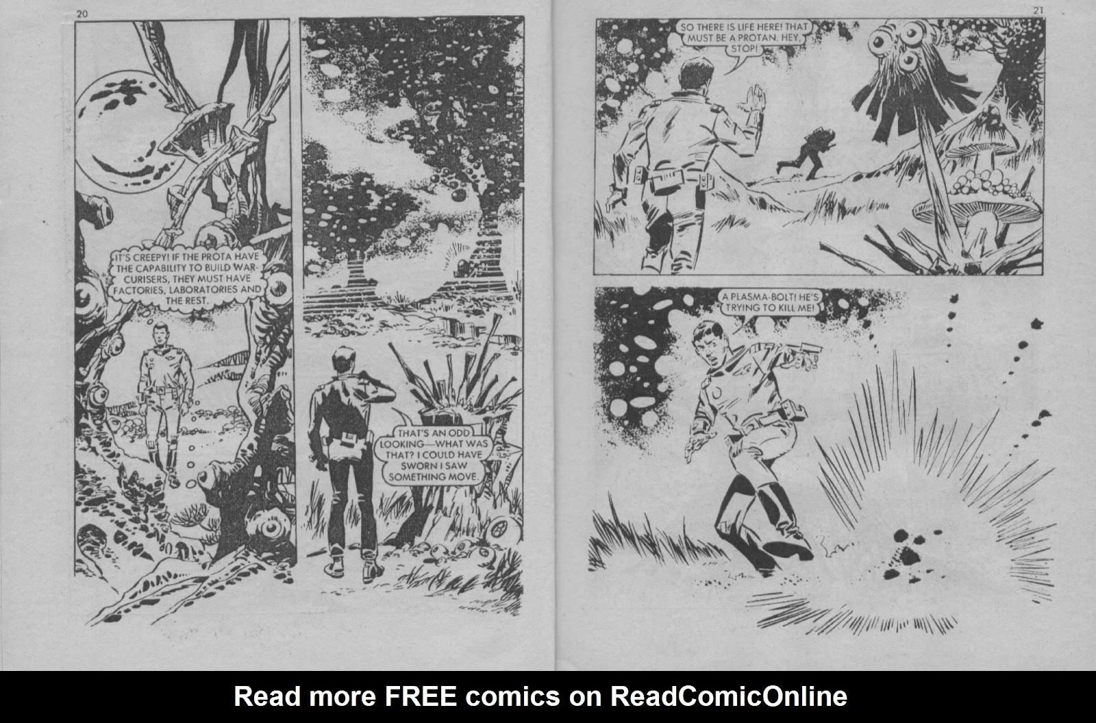 Starblazer issue 11 - Page 11