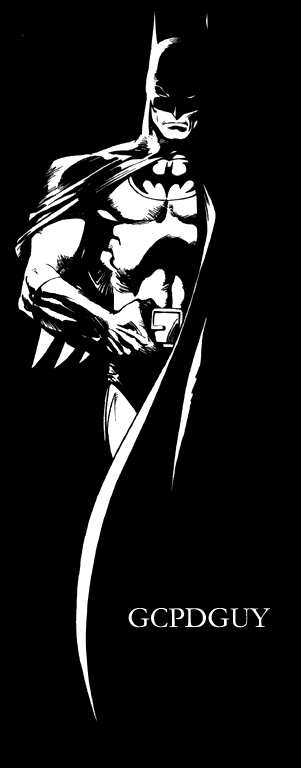 Batman: The Mad Monk 5 Page 1